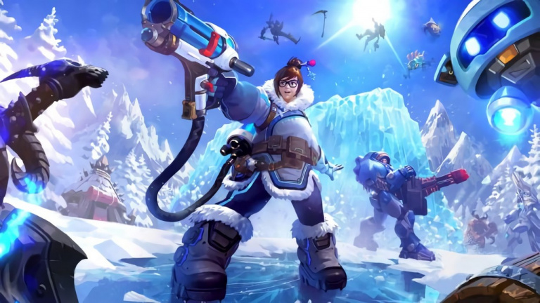 Heroes of the Storm : Mei (Overwatch) arrive dans le MOBA