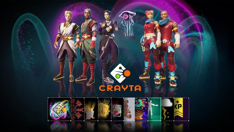 Crayta : Le titre dévoile sa date de sortie sur Stadia et de nombreuses infos