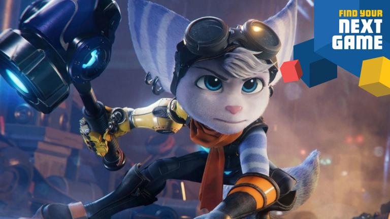 Ratchet & Clank : Rift Apart - La lombax sera un personnage jouable