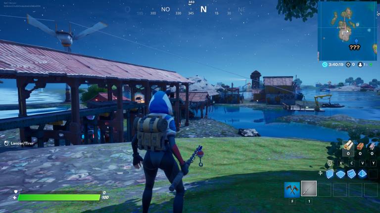 Fortnite, Chapitre 2, saison 3 : Map inondée, nouveaux lieux, notre guide des changements de la carte