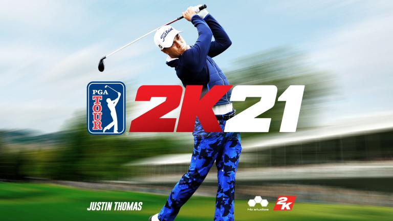 PGA Tour 2K21 dévoile son roster