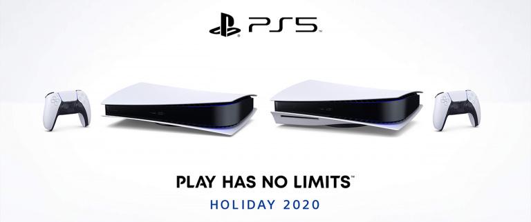 PS5 - La console se montre en position couchée