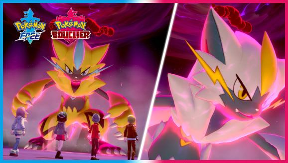 Pokémon Épée / Bouclier, Zeraora shiny : comment l'obtenir, guide du défi communautaire