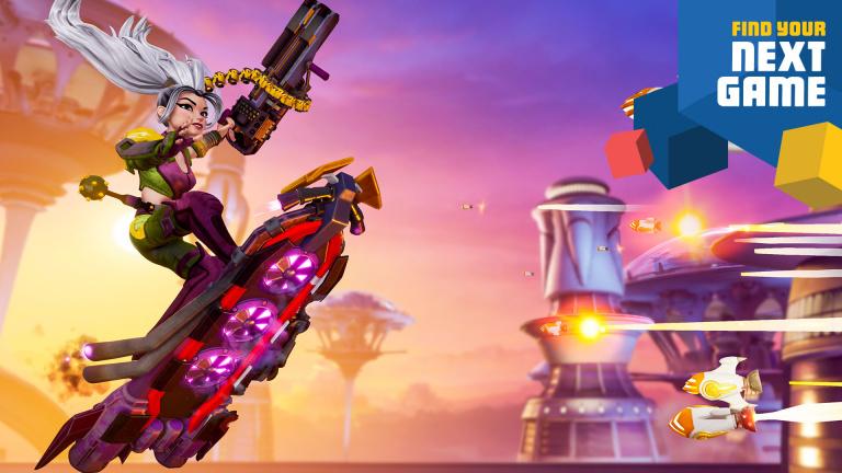 Rocket Arena : Un croisement étonnant entre Quake et Smash Bros.