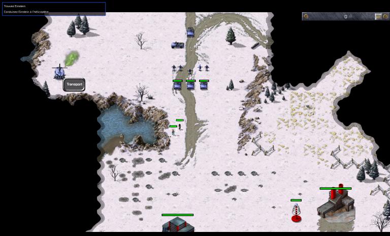 Red Alert, Solution complète par mission, scénario des Soviétiques