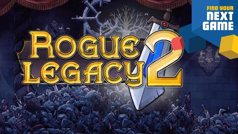 [MàJ] Rogue Legacy 2 date son entrée en accès anticipé