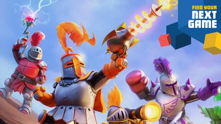 Knight Squad 2 annonce son arrivée sur PC et Xbox One