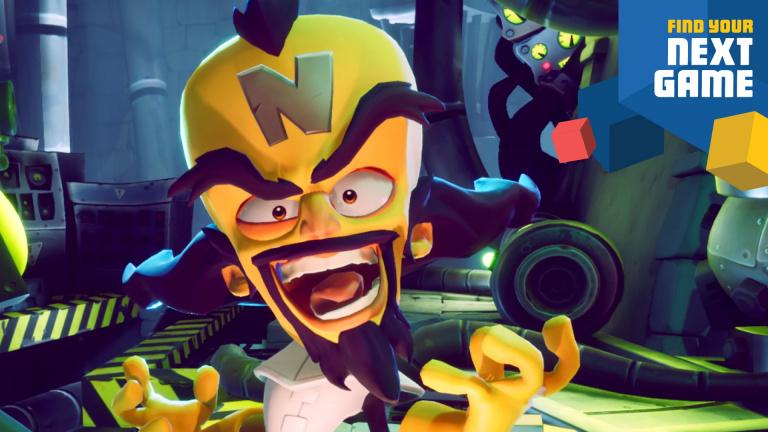Crash Bandicoot 4 : It's About Time proposera du multijoueur en local