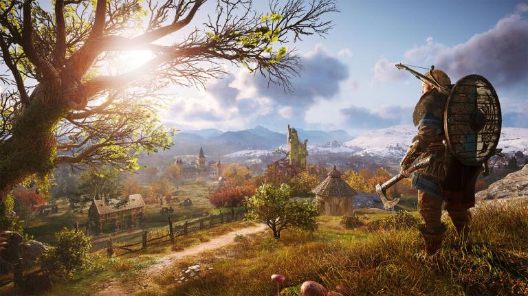 Assassin's Creed Valhalla : le directeur créatif Ashraf Ismail quitte son poste