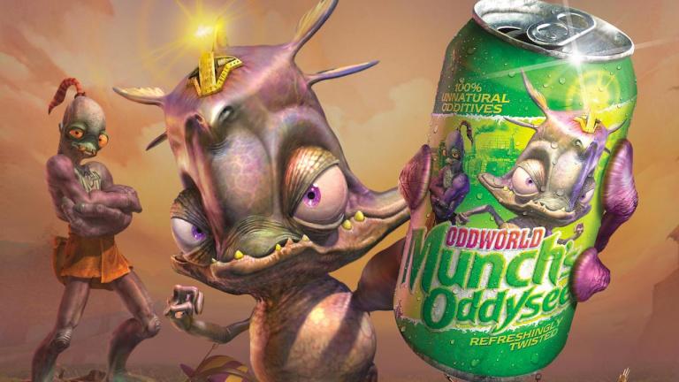 Oddworld : Munch's Oddysee se met au français sur Switch