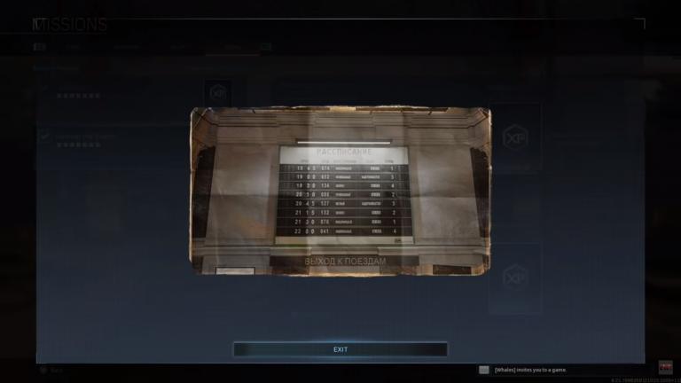 Call of Duty Warzone, saison 4, mission de renseignement Chasser l'ennemi : L'ennemi compte prendre le train, notre guide