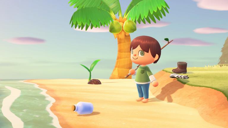 La mise à jour de juillet pour New Horizons — Animal Crossing