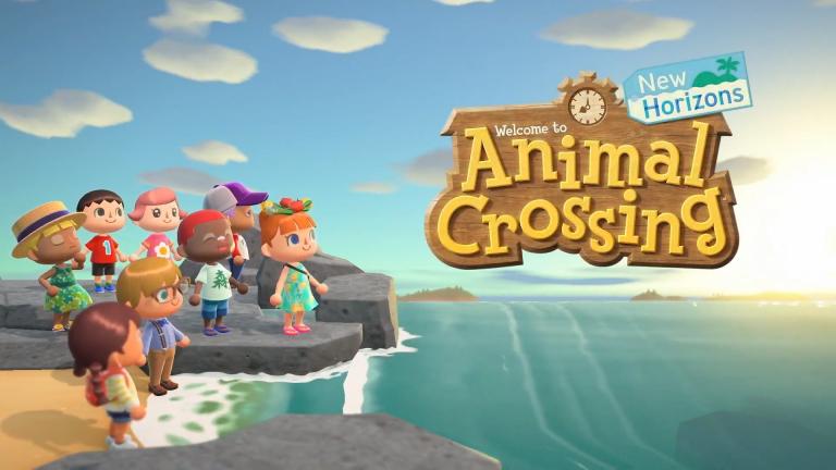 Animal Crossing : Le Nintendo Store fait le plein de produits dérivés
