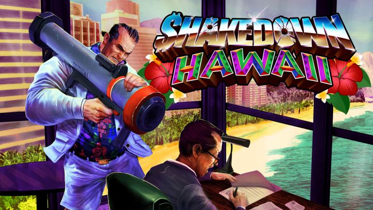 Shakedown Hawaii annoncé sur Wii et Wii U pour juillet