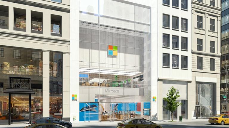 Microsoft Store : Quasiment toutes les boutiques physiques ferment leurs portes