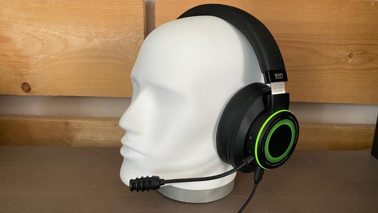 Test du Creative SXFI Gamer : Le casque audio qui prend vos oreilles en photo