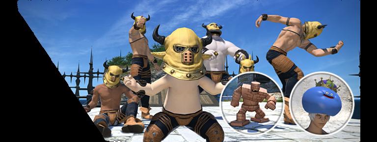 Final Fantasy XIV : l'évènement Dragon Quest X revient le 2 juillet