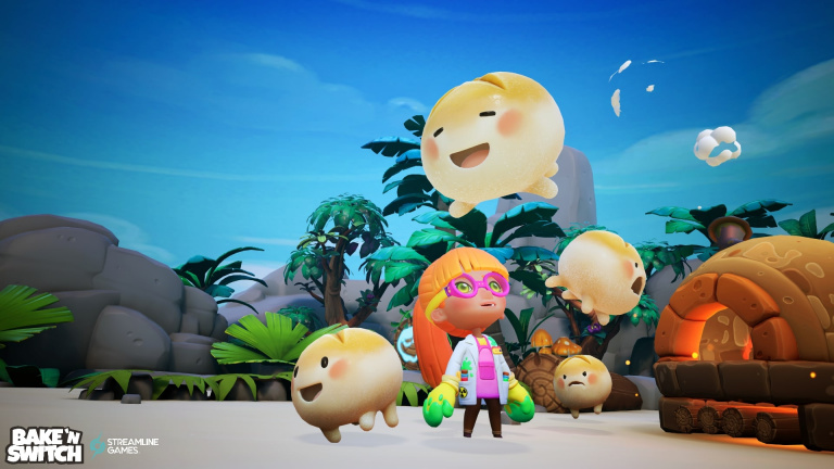 Bake 'n Switch : Le party game sortira aussi sur PS4