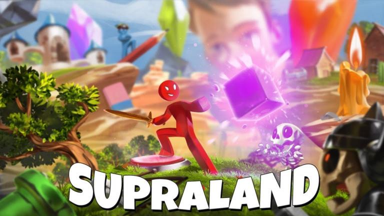 Supraland atteint les 250 000 copies vendues et date son premier DLC
