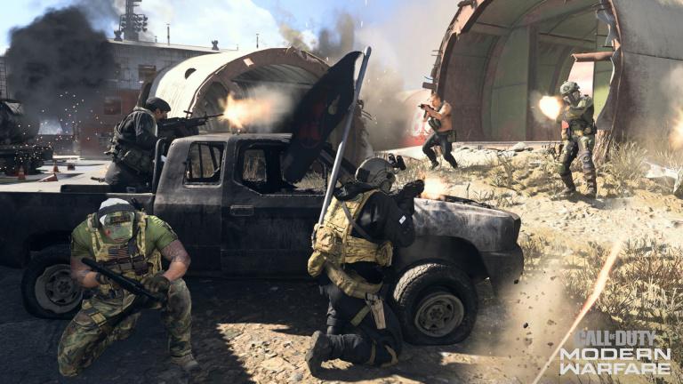 Call of Duty Modern Warfare / Warzone : battle royale à 200 joueurs et nouvelle carte multi en approche