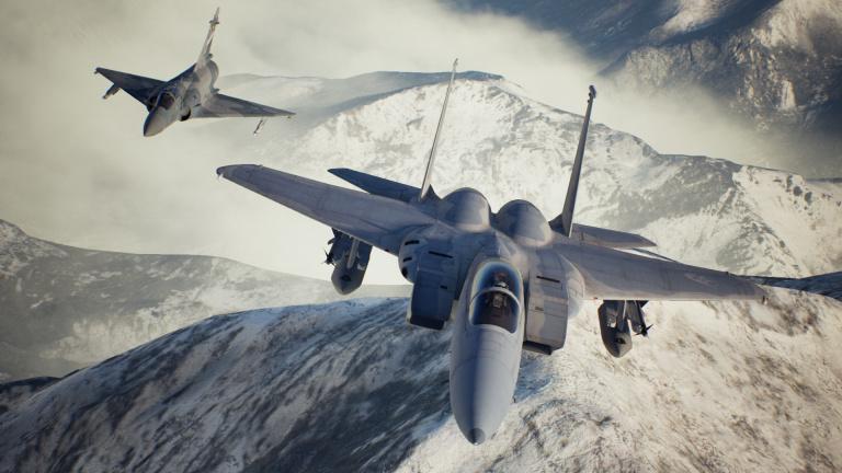 Ace Combat 7 passe les deux millions de copies vendues