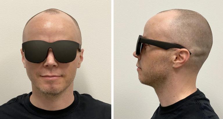 Réalité virtuelle : Facebook et Oculus ont un nouveau prototype en forme de paire de lunettes