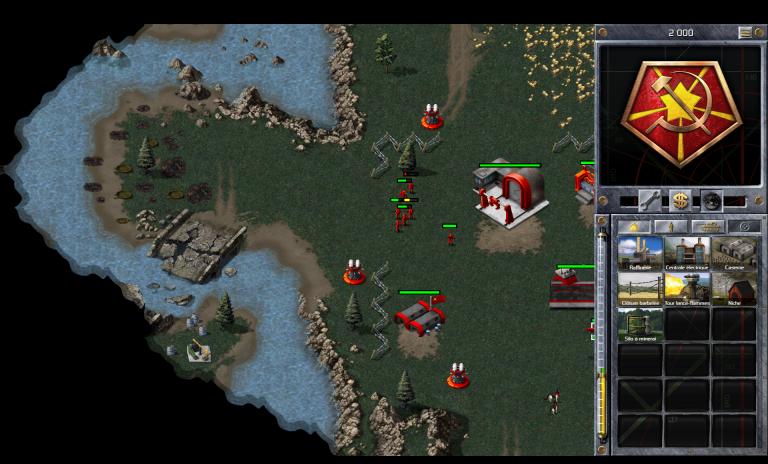 Soviétiques 2 A - En garde (Nord)