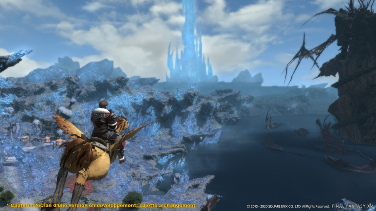 Final Fantasy XIV: update 5.3 will be released on August 11