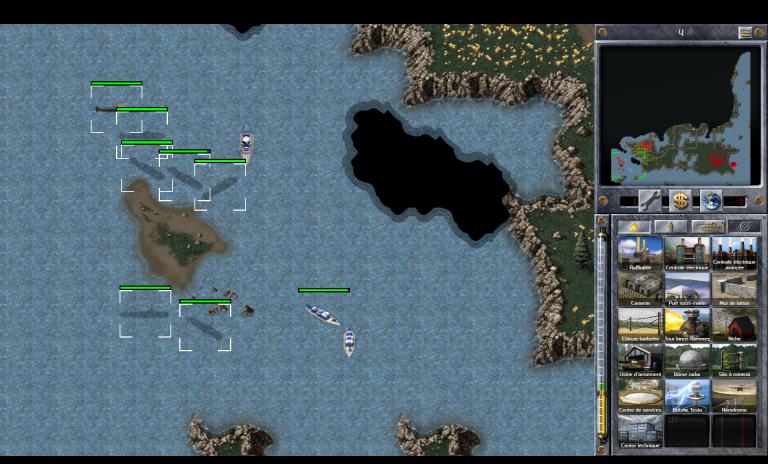 Soviétiques 8 A - Enquêtez sur l'île d'Elbe (Nord)