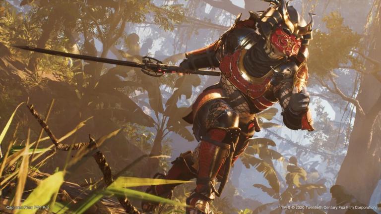 Predator Hunting Grounds : le Predator Samouraï rejoint le combat