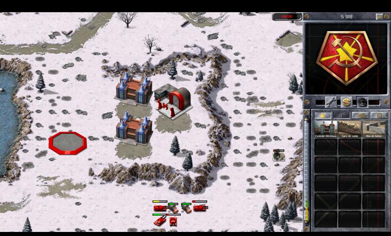 Soviétiques 10 - Surveillance