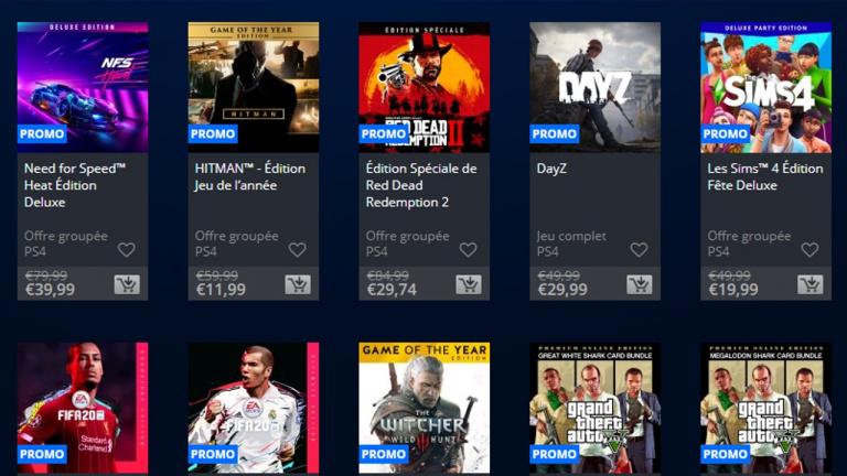 PlayStation Store : jusqu'à 70% de réduction avec les offres de milieu d'année !