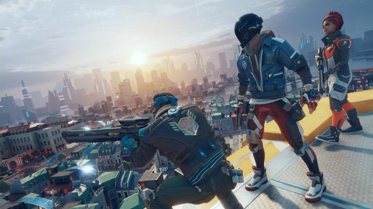 Ubisoft dévoile le jeu Hyper Space