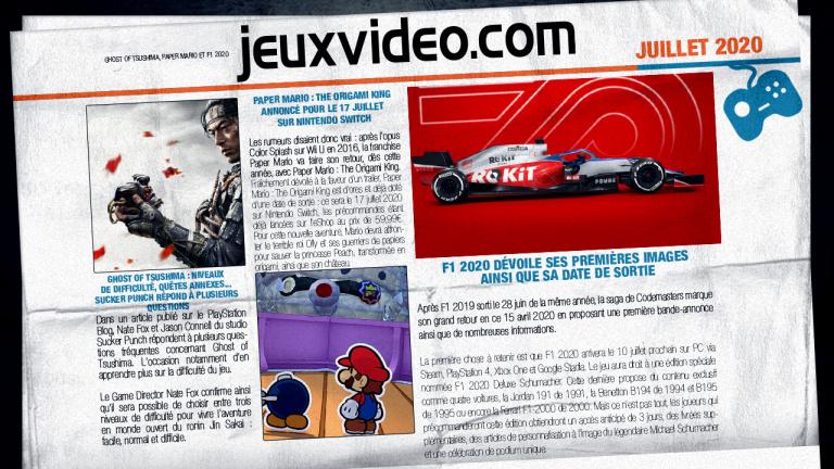 Les infos qu'il ne fallait pas manquer le 3 juillet : Next-gen, Yves Guillemot (Ubisoft), Horizon Zero Dawn...