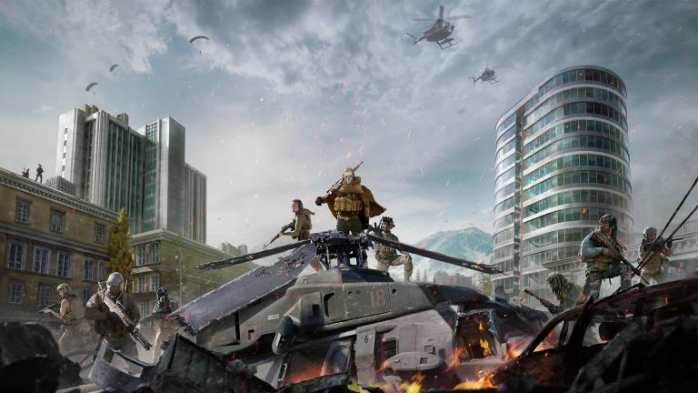 Call of Duty : Warzone - Les Mastodontes s'infiltrent dans le Battle Royale