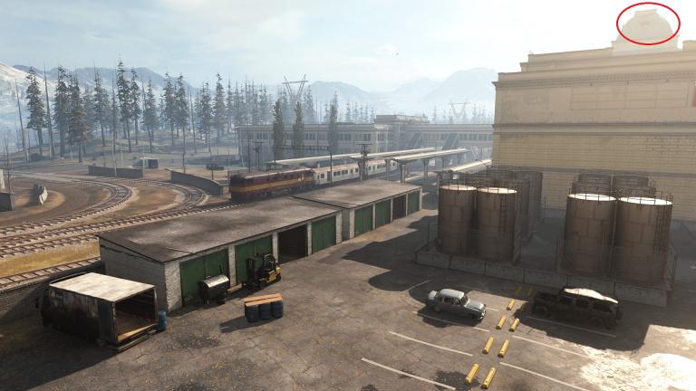 Call of Duty Warzone, saison 4, mission de renseignement Cargaison dissimulée: Trouvez l'emplacement indiqué dans le message de Ghost, notre guide