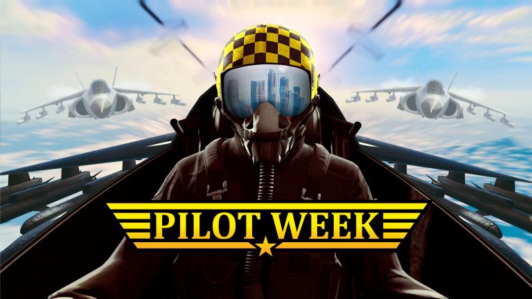 GTA Online propose une semaine de pilotage