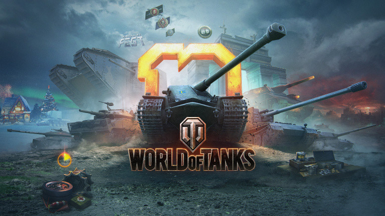 World of Tanks : Timeless Brawl, un mode 7v7 disponible jusqu'au 13 juillet