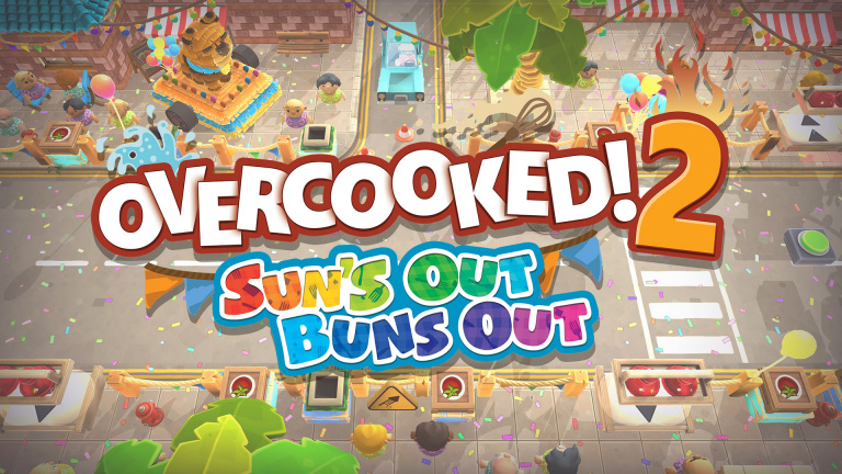 Overcooked 2: Sun's Out Buns Out DLC arrives next week on consoles – News