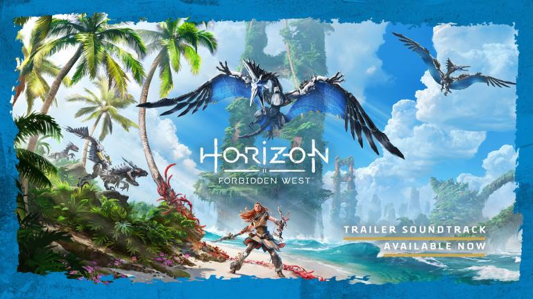 Horizon : Forbidden West - Le morceau Promise of the West disponible sur les plateformes de streaming