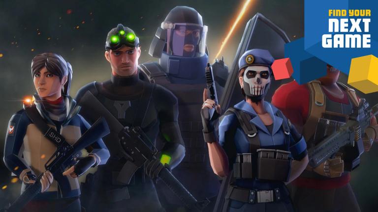 Elite Squad proposera plus de 70 personnages de l'univers Tom Clancy