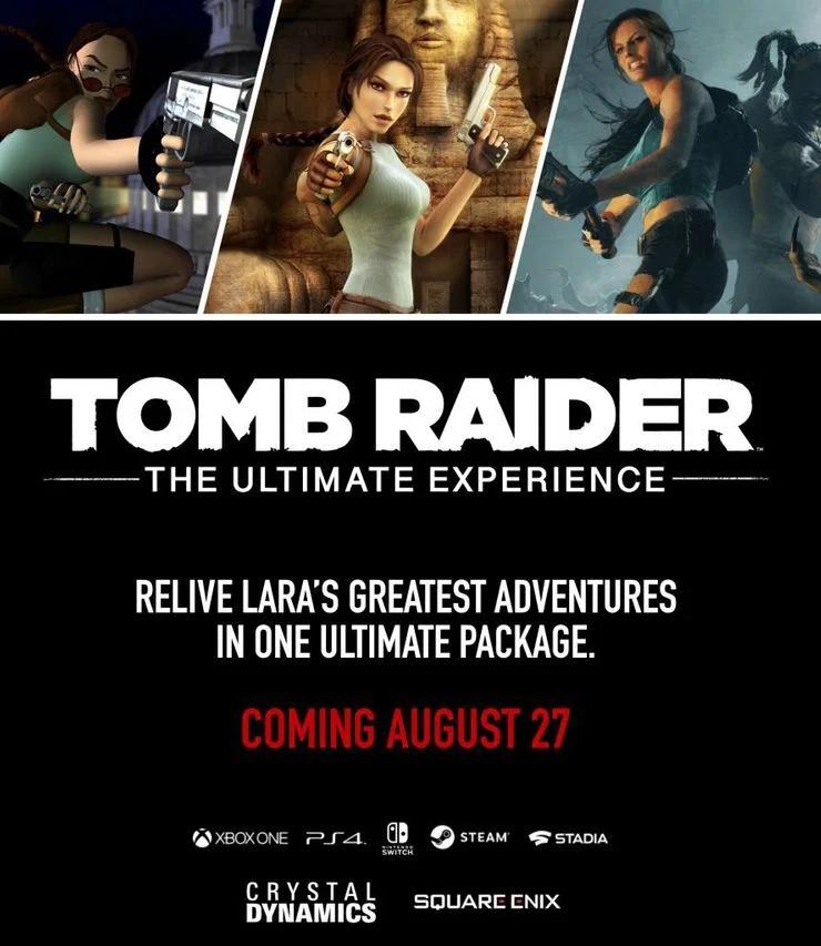[Rumeur] Tomb Raider : Une immense compilation en route