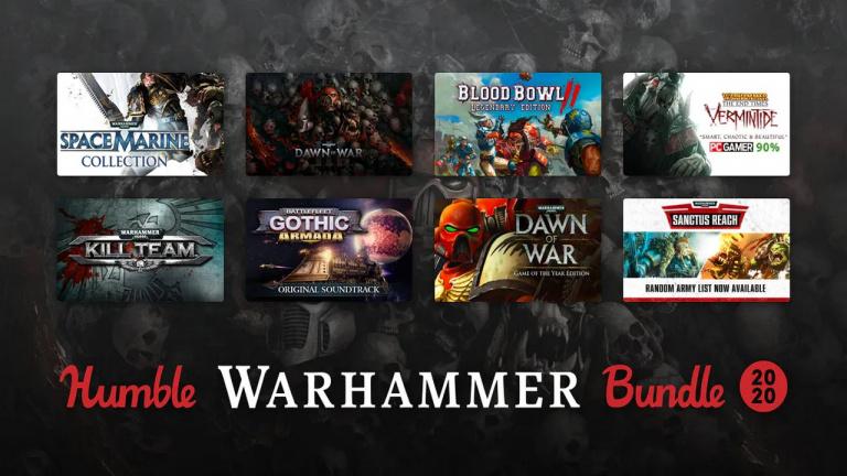 Humble Bundle : Vermintide, Dawn of War et autres jeux Warhammer dans un nouveau pack