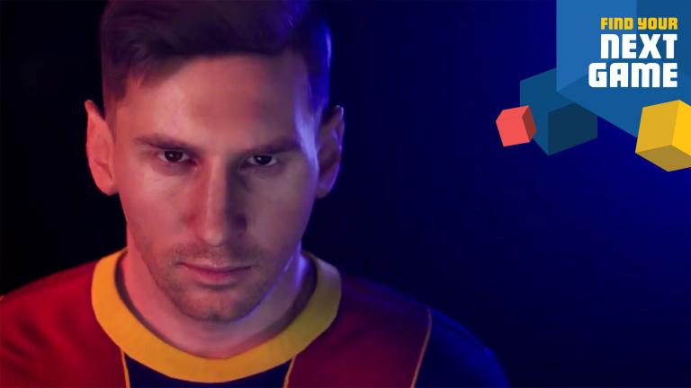 Le nouveau trailer de PES 2021 — Vidéo