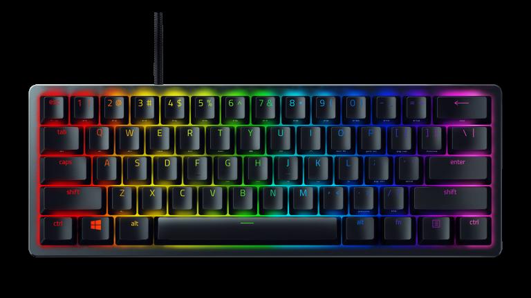 Razer Huntsman Mini, un clavier gaming des plus compacts