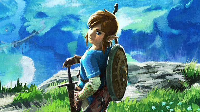 The Legend of Zelda : Breath of the Wild - Un artbook bientôt publié par Soleil Manga