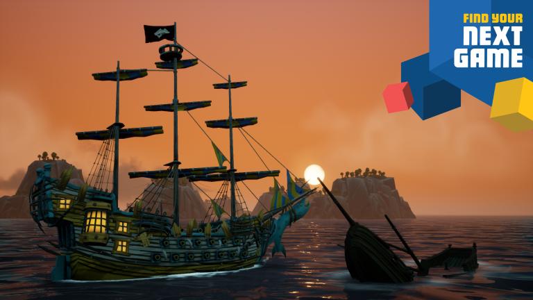 King Of Seas annoncé sur Switch