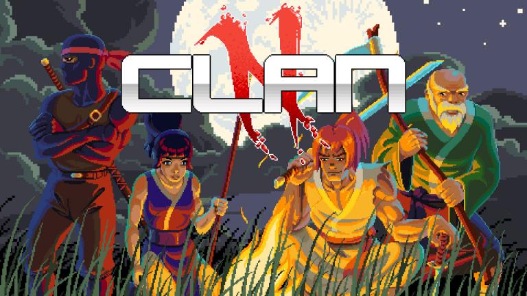 Clan N : Le beat'em up multijoueur sera disponible en août