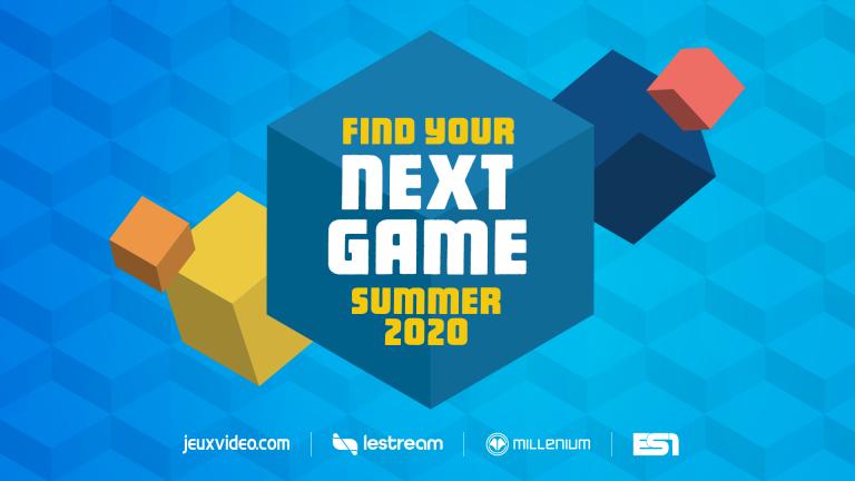 Le planning des événements jeux vidéo du 20 juillet