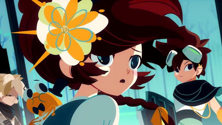 Cris Tales s'offre une démo sur PS4, Xbox One et Switch